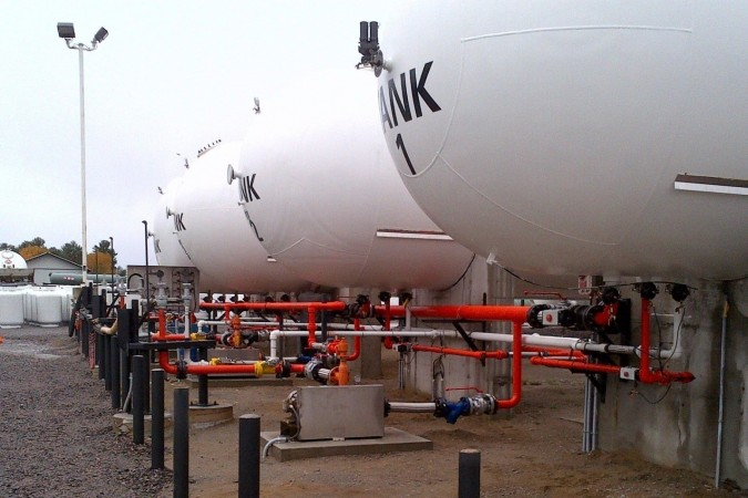 Keep an Eye on It: Security for Propane Terminals